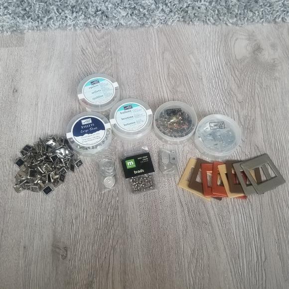 Lot of Scrapbooking/card supplies!